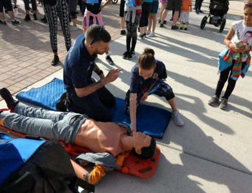 Why learn CPR?  This why…