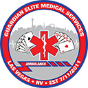 Guardian Elite Medical Services Logo