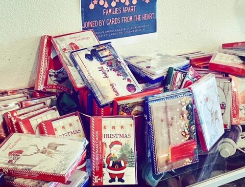 GEMS Collects Over 3,000 Cards For Long Term Care Facility Residents